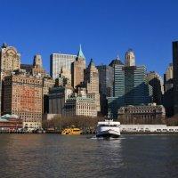 New York City :: человечик prikolist