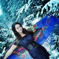 Зима :: Диана Василенко