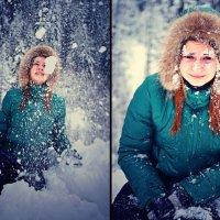 зимняя радость :: Алина Король