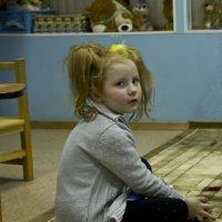 Девочка с хвостиками :: Камозина Валерия