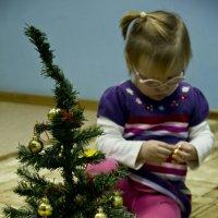 Наряжаем елку :: Камозина Валерия