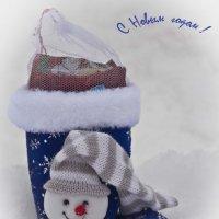 Сладкий подарок :: Камозина Валерия