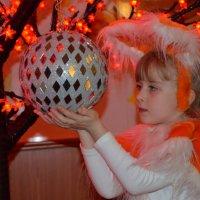 Волшебный шар :: Анна Ермак