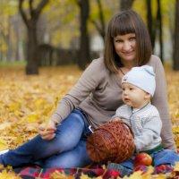 с мамой) :: Екатерина Кошелева