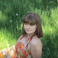 С мамой по парку :: Екатерина Чернышова