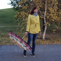 Зонт :: Екатерина Чернышова