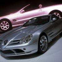 Mercedes SLR :: Константин Кокошкин