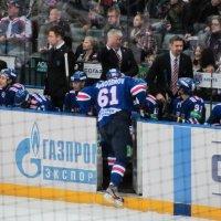 СКА-Локомотив 4:0. Афиногенов :: Алексей Кудрявцев