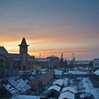 морозное утро :: Женя Петров-Юкин