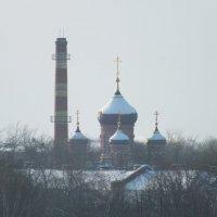 Церковь в Иванове :: Евгений Калинин