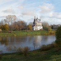 Вологодский пейзаж :: Анатолий Тимофеев