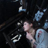 зимой :: Юлия Деркач