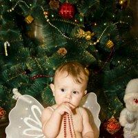 ангел нового года :: Екатерина Капустина