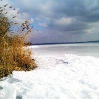 Тайна изумрудного льда. :: Ксения Куривчак