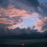 закат :: Пётр Леонтьев