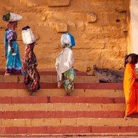 Индийские женщины :: Anna Shaynurova