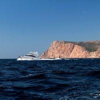 Выход в море :: Марина Дегтярева