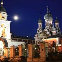 Ночной храм :: Андрей Савиных