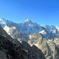 И это наши горы!.. :: Сергей Карачин