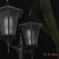 старый уличный фонарь :: Роман Романов