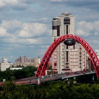Живописный мост :: Константин Вергун