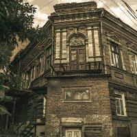 По старым кварталам :: Сергей Шруба