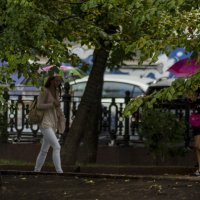 Под дождём :: Константин Сафронов