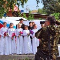 Выстрел  в спину  вашему  покорному слуге! :: A. SMIRNOV
