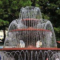 фонтан :: Валерий Дворников