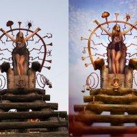 жертвоприношение (до и после) :: Veronika G