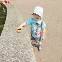 Малыш :: Sofigrom Софья Громова