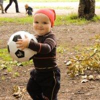 Юный футболист :: Sofigrom Софья Громова