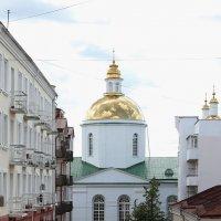 дорога к храму :: Илья Курзаев