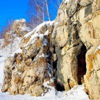 Пещера :: Галина Стрельченя