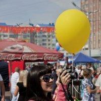 День города 2014 Абакан :: Виктор
