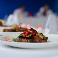 блюдо профессионального повара :: Оля Вишнякова