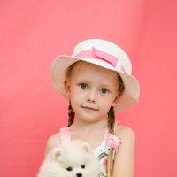 Поля и Лола :: Катерина Терновая