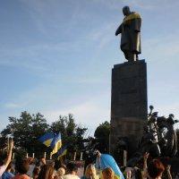 Зi святом тебе, Батькiвщино! :: Наталья Тимошенко