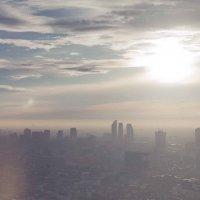 Бангкок с высоты птичьего полета :: Эльвира Нигматуллина
