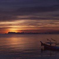 закат на Сиамском заливе :: Эльвира Нигматуллина