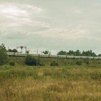 Поезд в Москву :: Кирилл Антропов