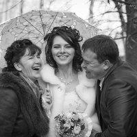 свадебный репортаж :: Анна Хрипачева