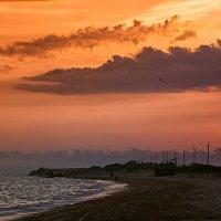Черное море. Бургасская коса. :: Ирина Лядова