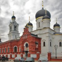 в городе Ногинске :: sergej-smv