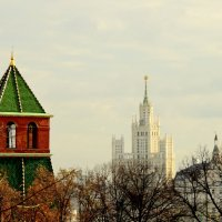 Москва высокая-2 :: Геннадий Храмцов