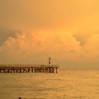 Закат и мост :: Olga Belle