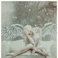 замерзший ангел :: Viktoriya Bilan
