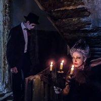 Бал вампиров... :: Наталья Rosenwasser