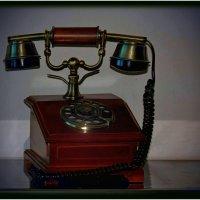 позвони мне...позвони... :: Александр Липецкий