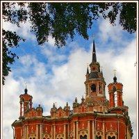 Свято-Никольский собор  1804-1812,  Можайск :: Дмитрий Анцыферов